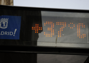 Termómetro de Madrid
