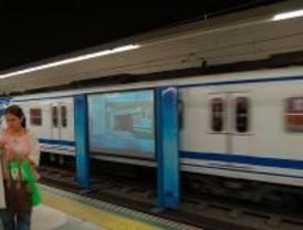 La línea 1 de Metro se queda sin servicio 40 minutos en la hora punta