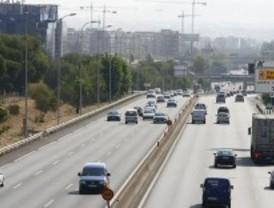 Problemas de tráfico en la M-40