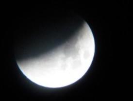 Observación astronómica en Las Rozas