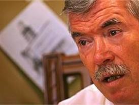 El alcalde de Getafe abandona una reunión con Aguirre