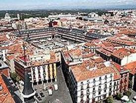 Las 22 'atalayas' del centro de Madrid