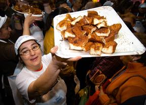 Las pastelerías de la región han vendido más de 3,5 millones de torrijas