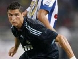 Un Madrid más serio convence en Anoeta