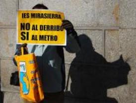 El Defensor del Menor abre diligencias sobre el caso del IES Mirasierra