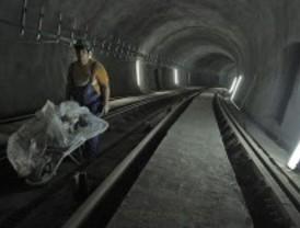 La gran obra del 'Metro chico'