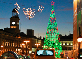 Termina la Navidad: las luces se apagan hasta el año que viene