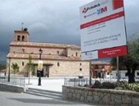 El Plan Prisma renueva la Plaza de la Iglesia de Quijorna