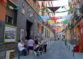 Las fiestas de Lavapiés animan el verano madrileño