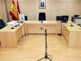 La saturación crece en la Audiencia Provincial a medida que avanza la crisis