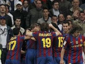 El Real Madrid no da la talla