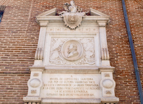 La búsqueda de los restos de Cervantes se retrasa