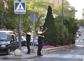 Valdemoro ordena sin semáforos la circulación de más de 37.000 vehículos