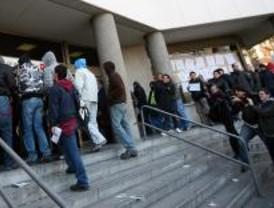 Los asaltantes de la Comisaría de Montera denunciarán a la Policía