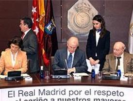 El Real Madrid apuesta por los mayores