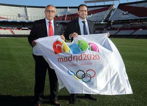Argentina se vuelca con Madrid 2020: River Plate y Boca Juniors muestran su respaldo a la candidatura madrileña