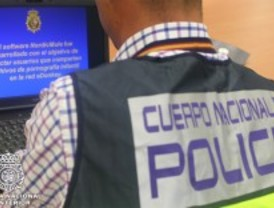 Siete detenidos en Madrid en la 'macrored' de pornografía infantil