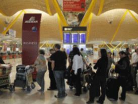 Normalidad en el Aeropuerto de Madrid-Barajas después de las cancelaciones