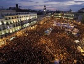Madrid enciende la llama de la indignación mundial