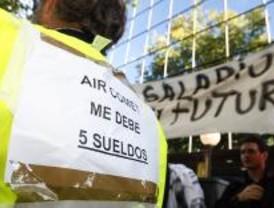 Air Comet espera pagar a sus empleados 'en breve'