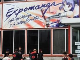 Expomanga vuelve a la capital a partir del 11 de mayo