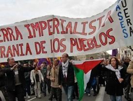 El 'No a la guerra' vuelve a la calle