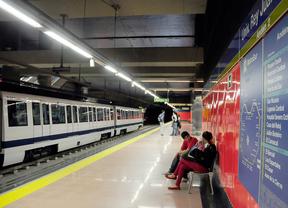 Las obras de verano de Metro cerrarán 12 estaciones de las líneas 6, 10 y Metrosur