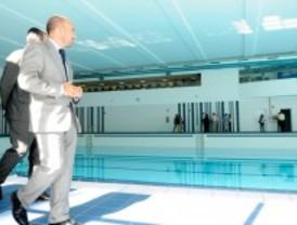 El polideportivo Chamartín abre el 5 de septiembre