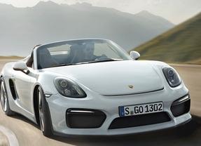 El Porsche Boxster se queda en Top Less