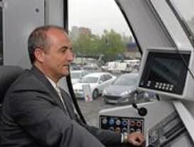 Sebastián pondrá en funcionamiento tres tranvías en menos de un año