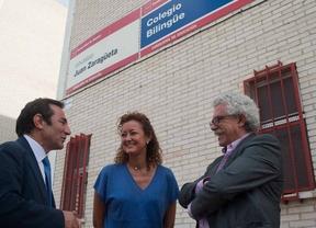 Obras de mejora en 275 centros educativos de la capital