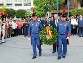 Móstoles homenajea a los alcaldes de 1808