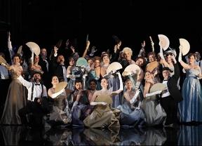 'La Traviata' en la España de los años 40