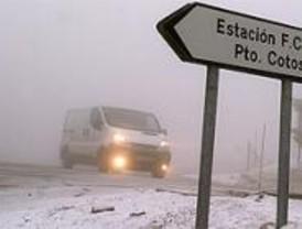 La Comunidad continúa en alerta por el temporal de frío y nieve