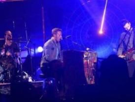 Coldplay deslumbró al Vicente Calderón
