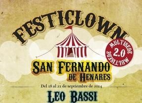 Festiclown llega a San Fernando de Henares