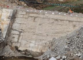 Medio Ambiente desmantela la presa de Robledo de Chavela