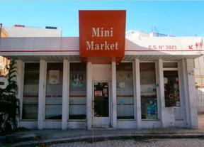 Antigua gasolinera de la calle de Cartagena.