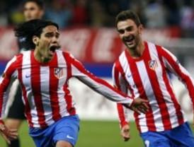El Atlético de Madrid se impone al Valencia