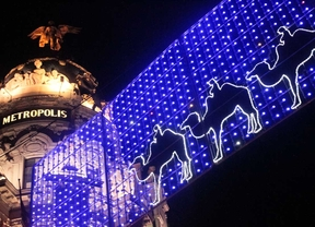 Madrid enciende la Navidad