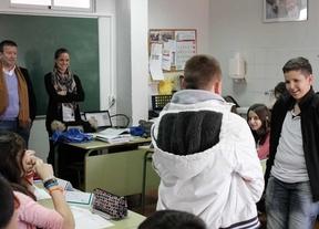 Voluntarios contra el abandono escolar