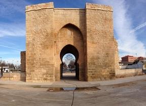 Fundación Montemadrid finaliza las obras de restauración de la Puerta de Toledo de Ciudad Real