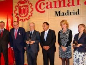 Garrigues, Tapias y McDonald's, premios de la Cámara