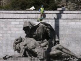 El Gobierno cifra en 26.000 euros el coste de la reparación de 'La Piedad' del Valle de los Caídos