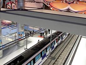 Hoy abre el Metro a Las Rosas