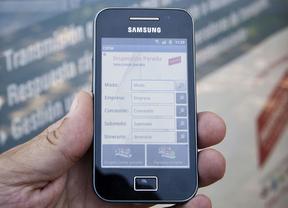 Una 'app' que previene el vandalismo en paradas y estaciones