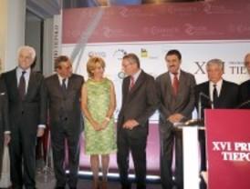Iberia y Autogrill, galardonadas con el Tiepolo 2011