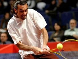 Bruguera, vencedor del Master Seniors de tenis