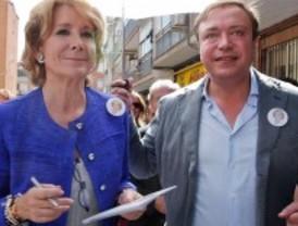 Madridiario no ha podido entrevistar a Aguirre