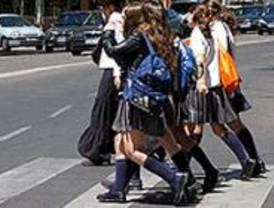 El Ayuntamiento recomienda no comprar mochilas escolares muy grandes